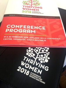 Thriving Women Conference 2018