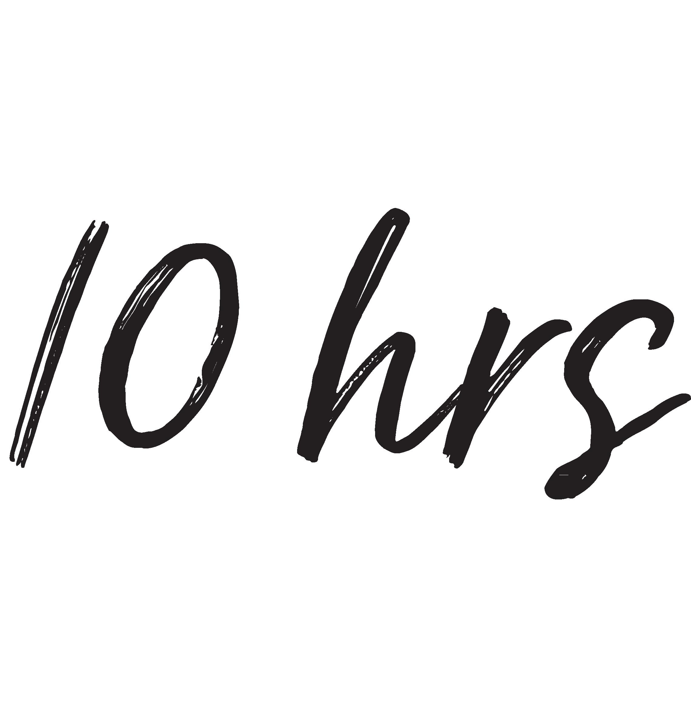 10hrs